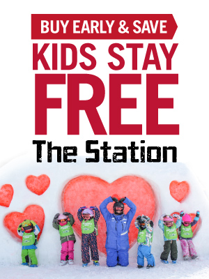 Kids Stay Free - The Station